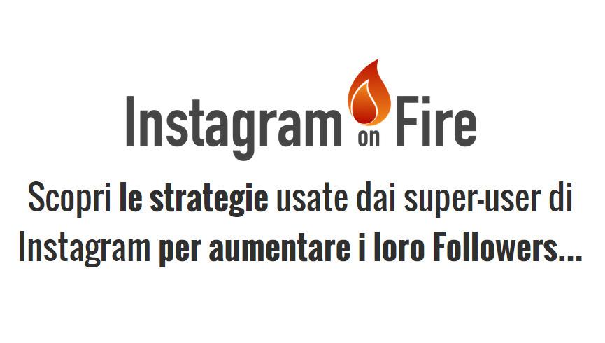 aumentare seguaci instagram