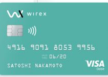 Carta prepagata Wirex
