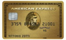 Carta Oro American Express AMEX